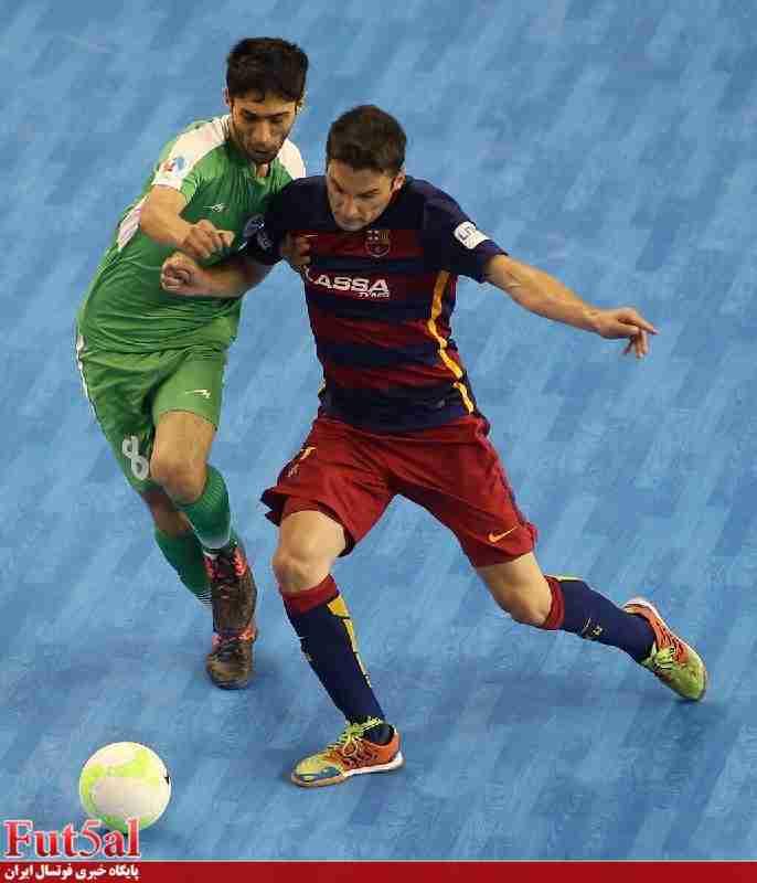 بارسلونا، میزبان را ۶ تایی کرد و سوم شد