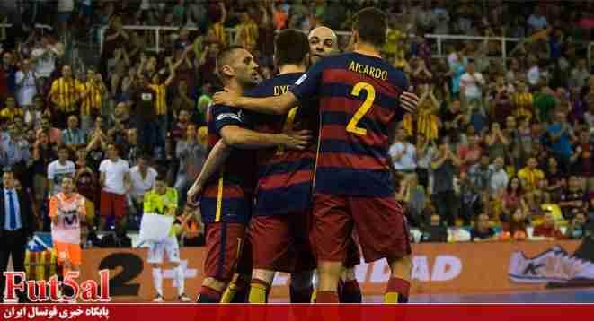 دیگو و لوزانو ناجیان کاتالانها /فینال به بازی چهارم کشیده شد