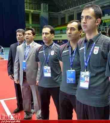 قرارداد کادرفنی تیم ملی فوتسال یکسال تمدید می شود