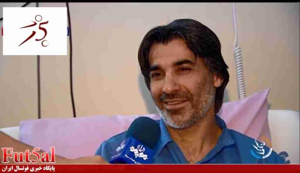 ویدئو/ گفت و گو با شمسایی در بیمارستان