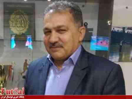 منصوری: بدون حضور تماشاگران فوتسال جذابیت ندارد/برگزاری لیگ برتر ریسک بزرگی است