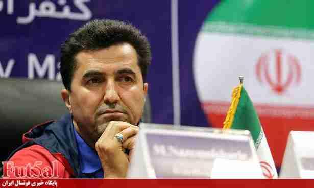 ناظم الشریعه:طبیعی است از آمادهسازی راضی نباشم/ قبل از جام ملتها برنامه دادم