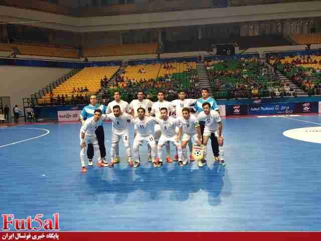 مخالفت فیفا با بازی دوستانه فوتسال ایران در کلمبیا