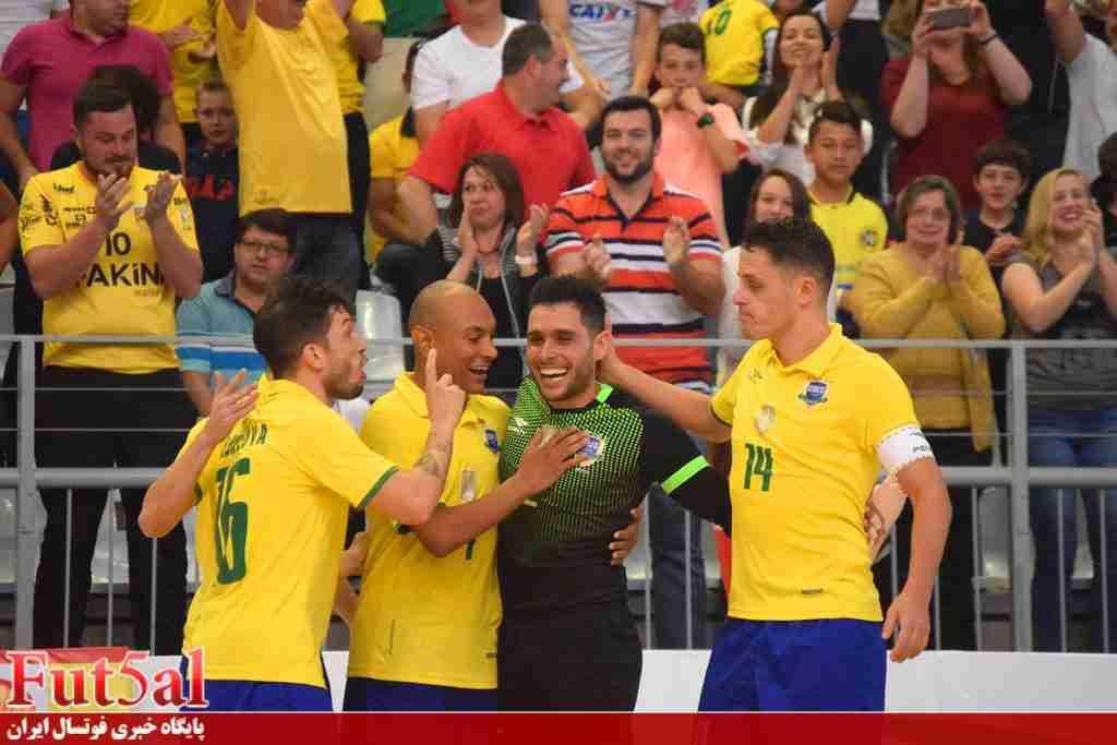 فالکائو از تیم ملی برزیل کنار گذاشته شد/ اسطوره جهان به شمسایی نرسید!