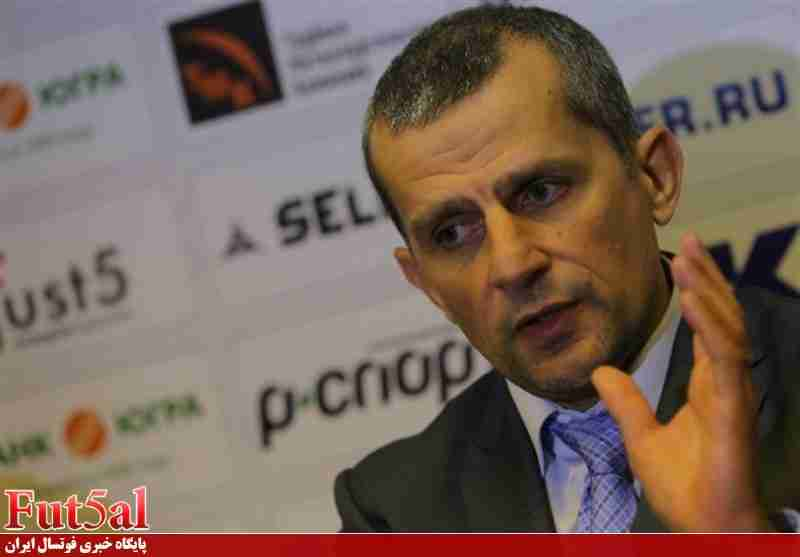 آلکبروف: روسیه رویای قهرمانی دارد/ ایران تیمی سرسخت و خوش شانس است