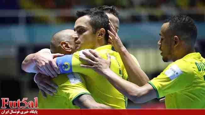 برزیل ، موزامبیک را گلباران کرد/چهره ۴ تیم صعود کننده دیگر مشخص شد/آسیایی ها در لیست انتظار