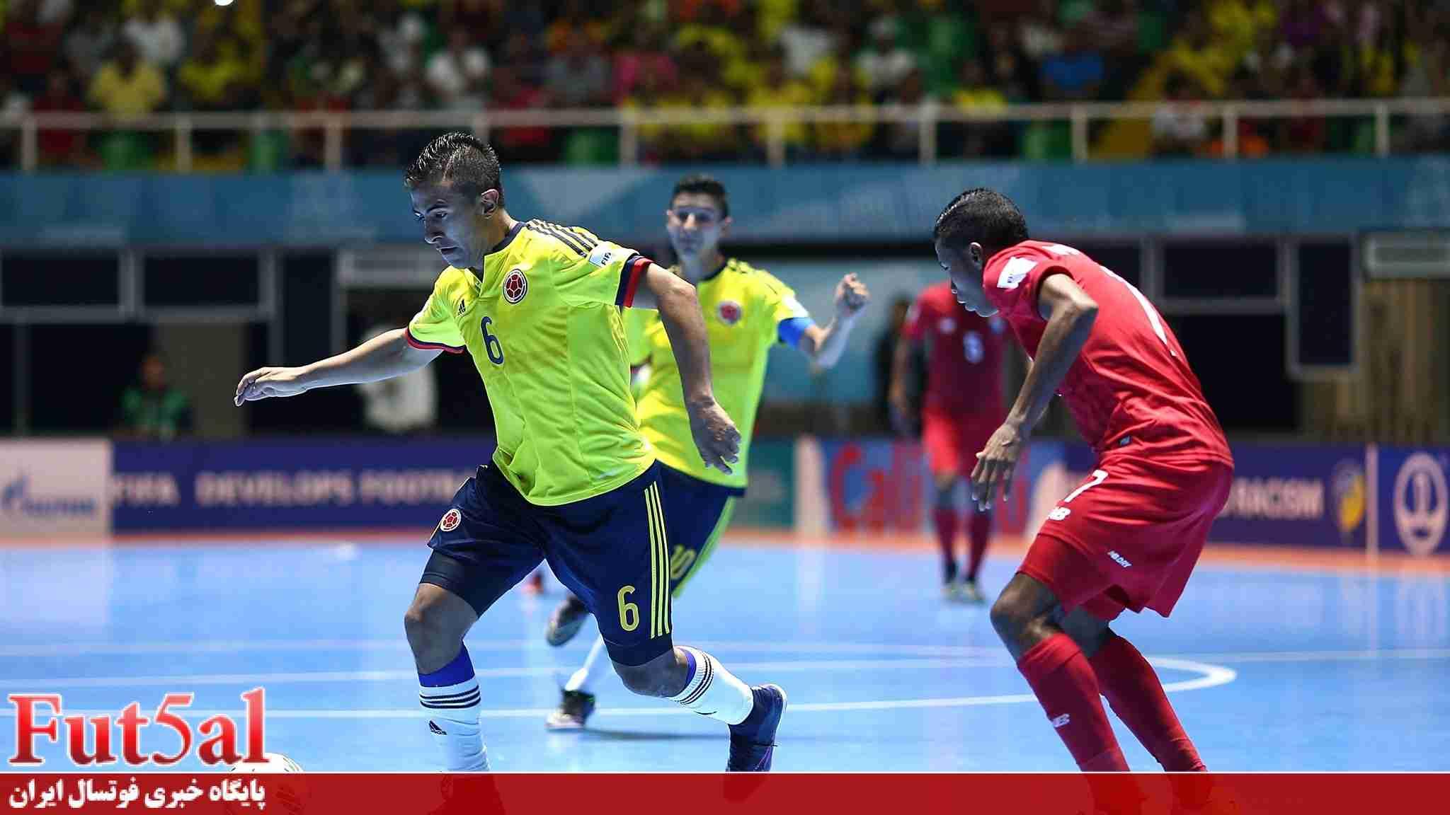 برنامه دور دوم جام جهانی کلمبیا ۲۰۱۶/مصاف سخت اروپایی ها؛کار ساده ایتالیا
