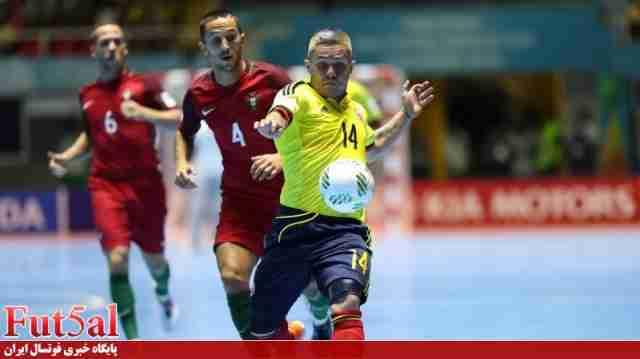 سه امتیاز کلمبیا در دقیقه پایانی پرید/آغاز جام جهانی با شکست آسیایی ها