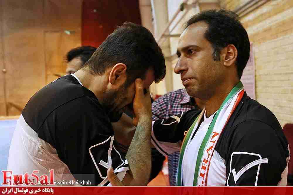 دستاوردهای هاشم زاده در تیم ملی فوتسال ایران