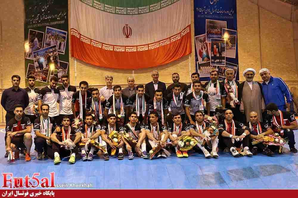 گزارش سایت فیفا از تیم ملی فوتسال/ ایران قدرت بلامنازع فوتسال آسیا