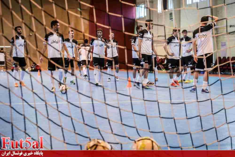 تعویق در شروع اردوی تیم ملی فوتسال