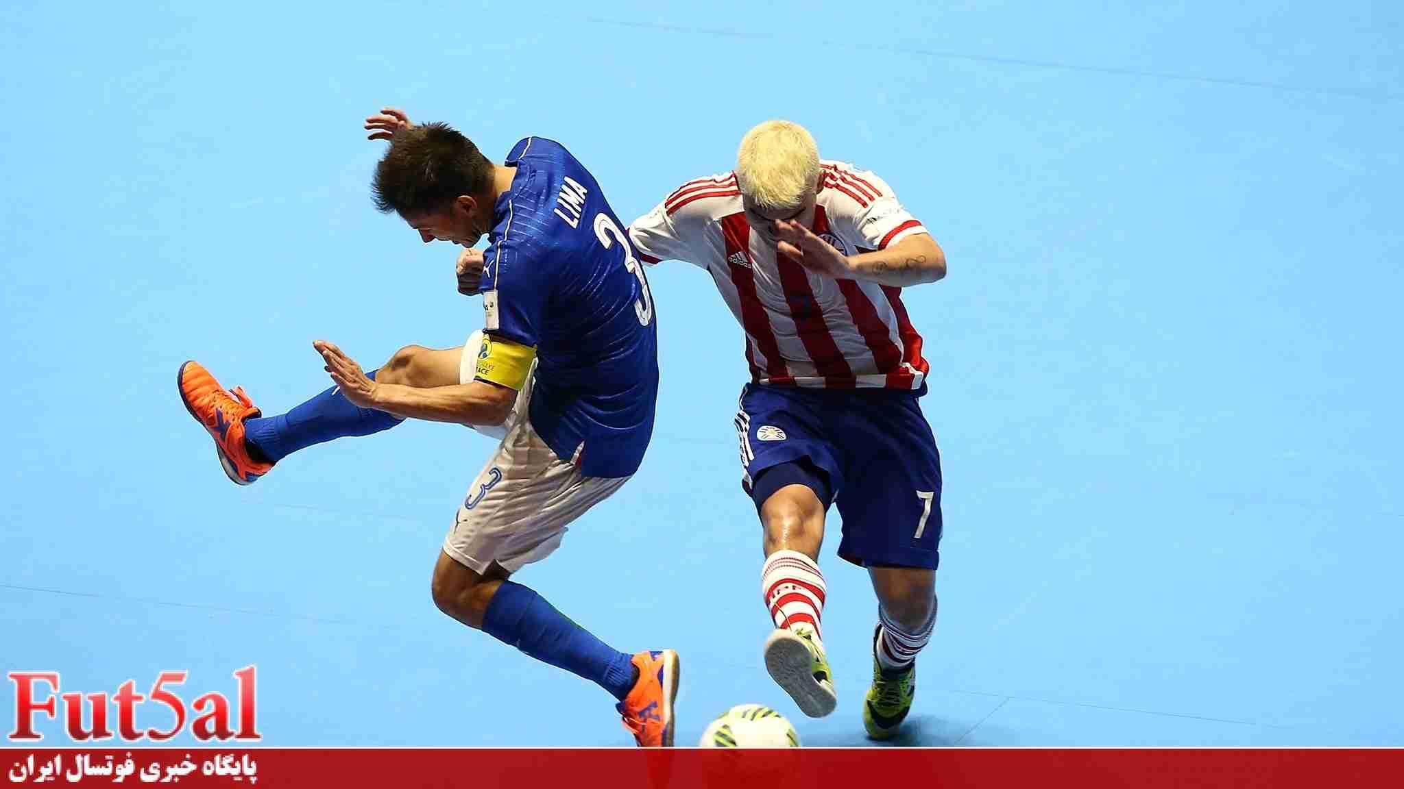 گزارش تصویری/ روز دوم جام جهانی فوتسال