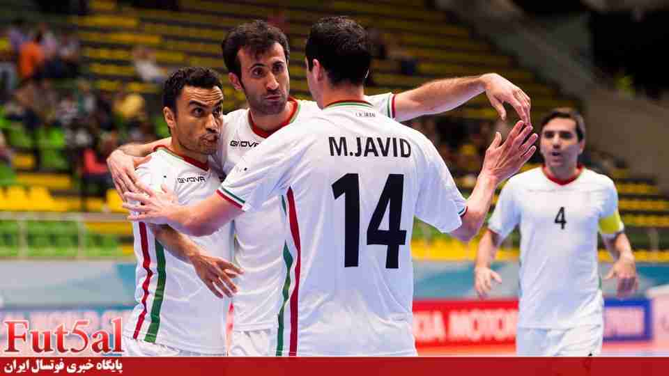 اولین پیروزی ایران در جام هشتم