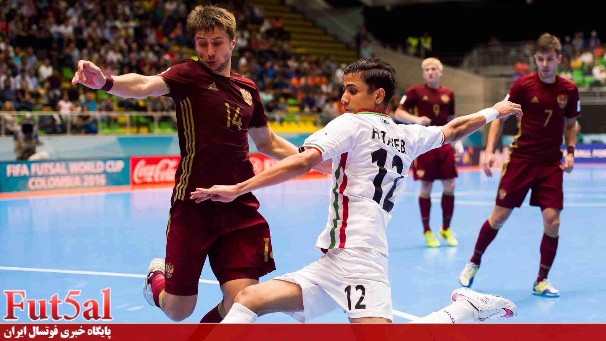 داور ایتالیایی برای بازی ایران با پرتغال