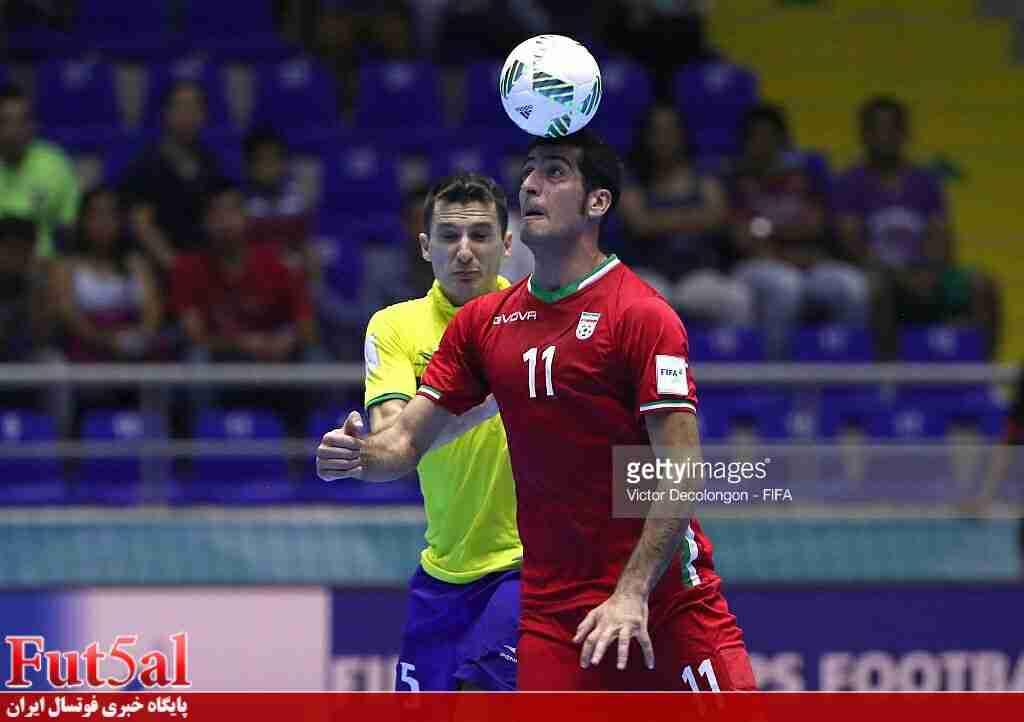 عالیقدر:کیفیت بازیکنان ایرانی در حدی است که با برزیل مقایسه شوند