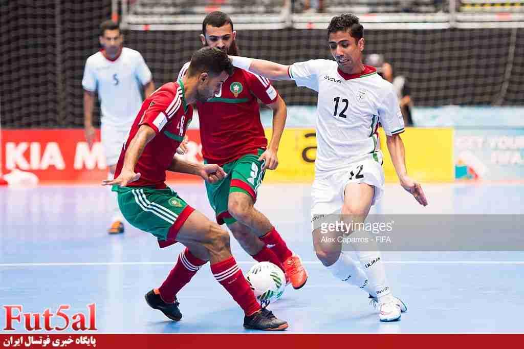 تبریک شیخ سلیمان به خاطر نمایش هیجان انگیز تیم ملی فوتسال