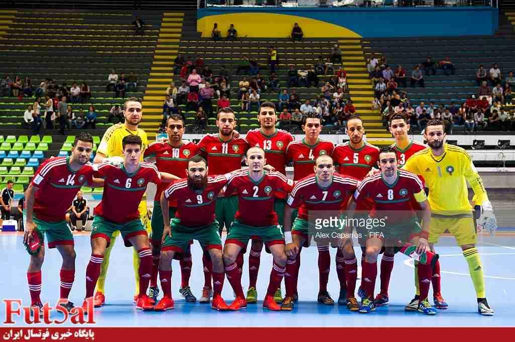 مراکش ؛ گزینه دیدار با تیم ملی