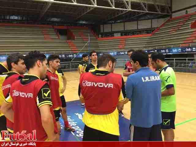 گزارش تصویری/ تمرین تیم ملی در کلمبیا