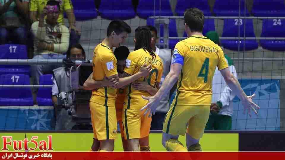 ویدئو خلاصه دیدار تیمهای استرالیا و موزامبیک