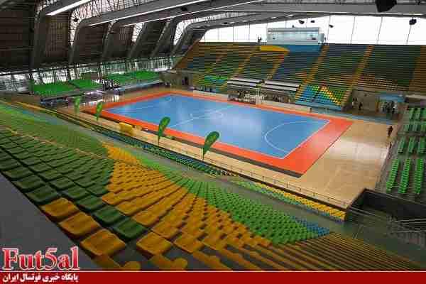 سه شهر درگیر میزبانی دور گروهی رقابتهای جامجهانی۲۰۱۶