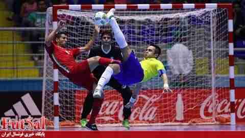 ویدئو/ پیروزی شیربچه های ایران مقابل برزیل