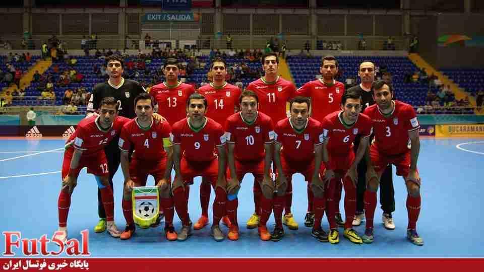 فیفا خیال تیم ملی فوتسال ایران را راحت کرد/کارت زردها بخشیده شد