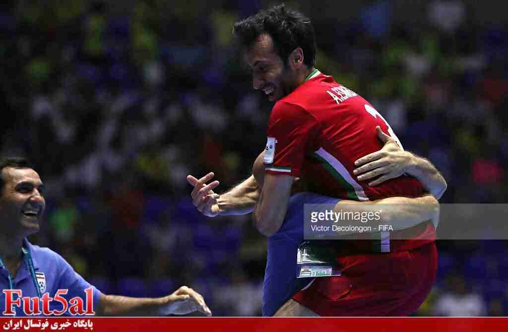 اسماعیل پور:می خواهیم با مدال به ایران برگردیم
