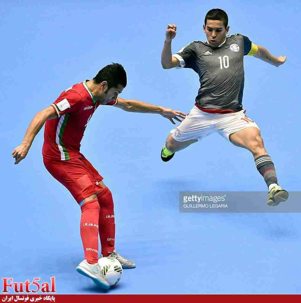 سری دوم گزارش تصویری حماسه آفرینی بازیکنان ایران برابر پاراگوئه