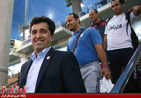 ناظم الشریعه: من مقصر نیستم/ با هماهنگی کفاشیان آکادمی راه انداختیم/ ملی پوشان باید در کشورهای بهتری بازی کنند/ هاشم زاده تفریحی به تاجیکستان رفته بود