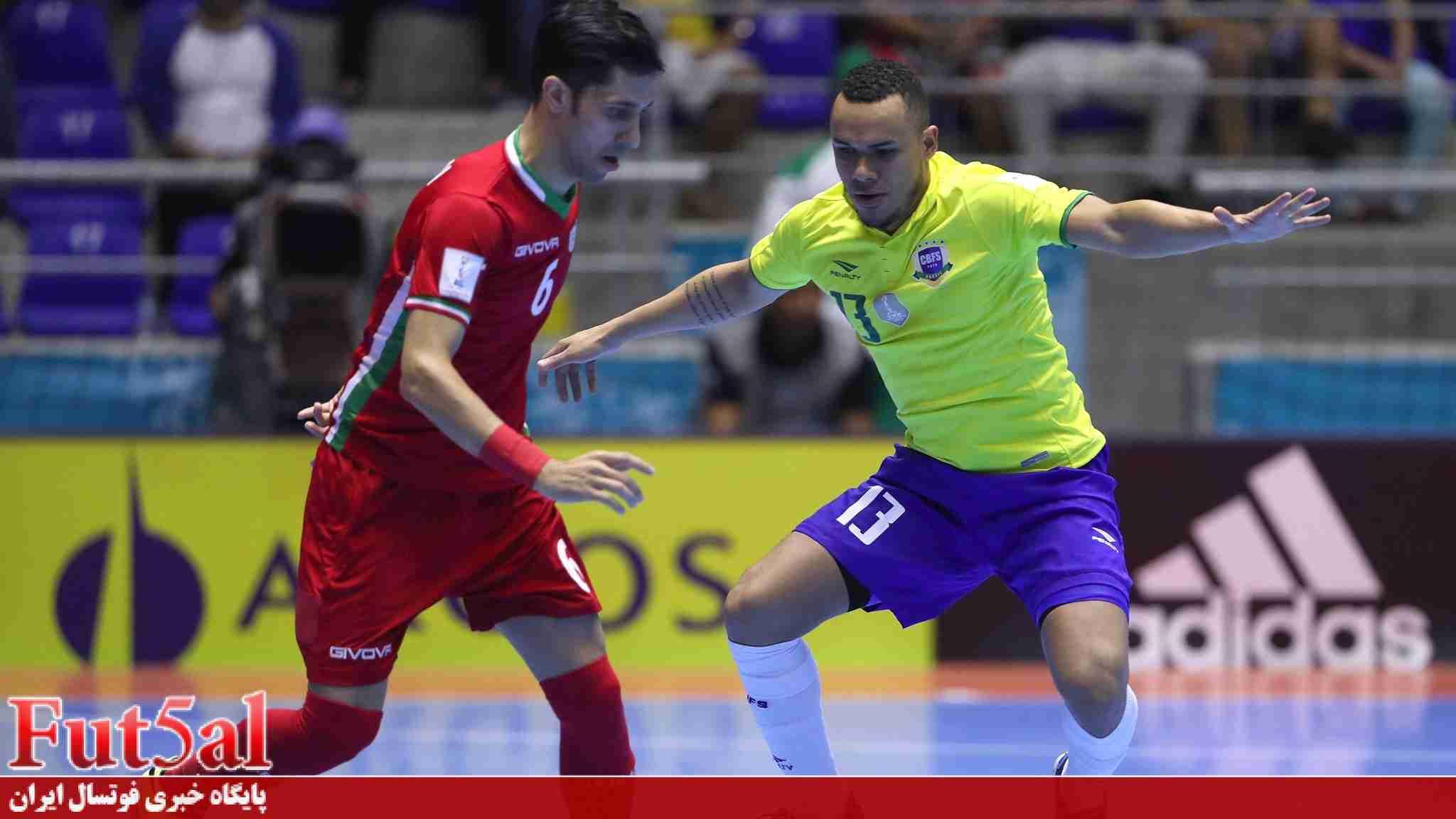 تیم ملی فوتسال ایران به دنبال بازی با برزیل، اسپانیا و ایتالیا