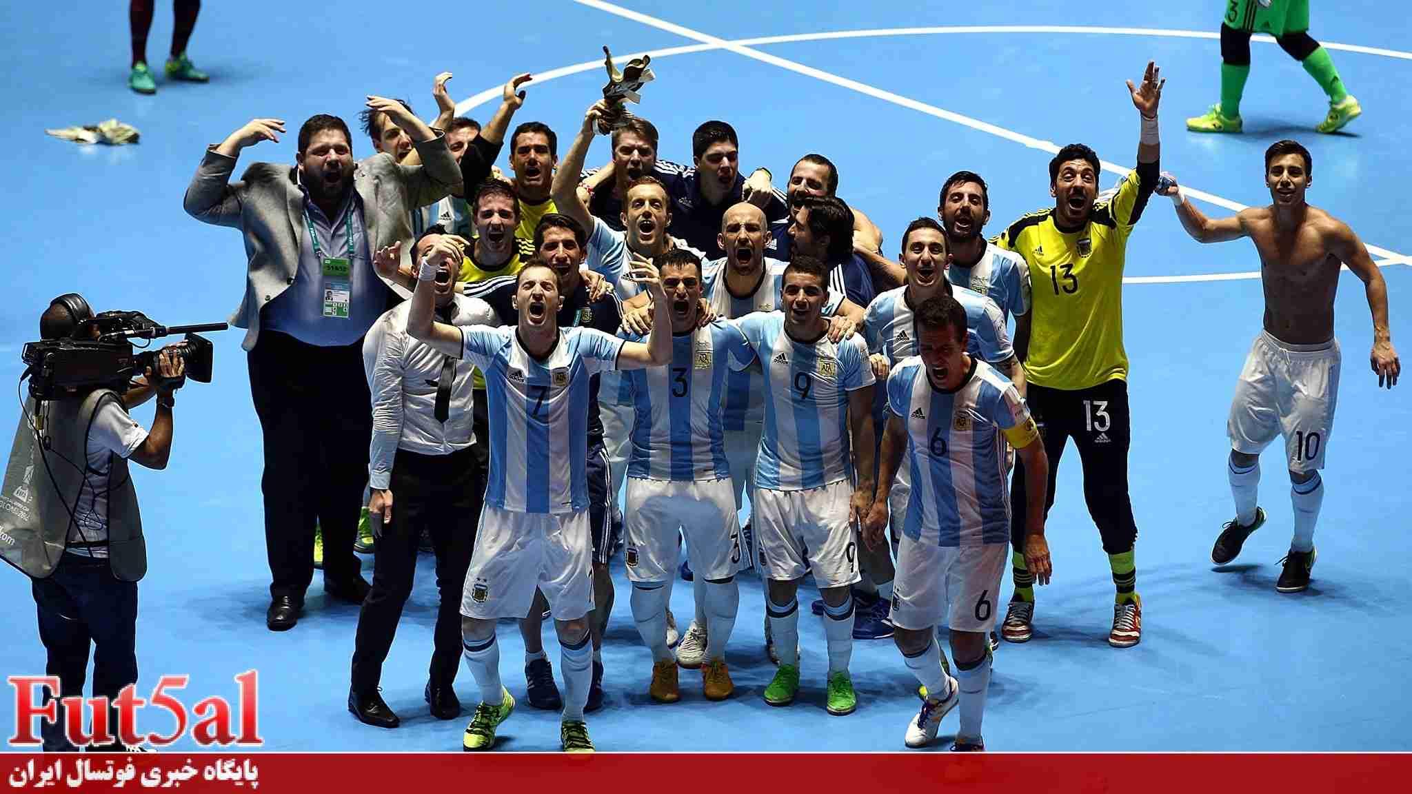 شرط قهرمان فوتسال جهان برای بازی با ایران