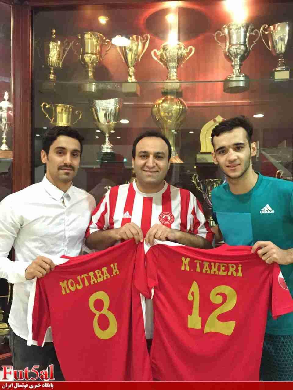 دو بازیکن ایرانی به تیم العربی قطر پیوستند