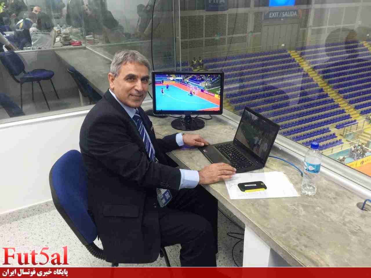 تارقلی زاده : لیگ ایران کیفیت بالایی دارد/ گیتی پسند یک تیم برند  با بازیکنان زیاد ملی است