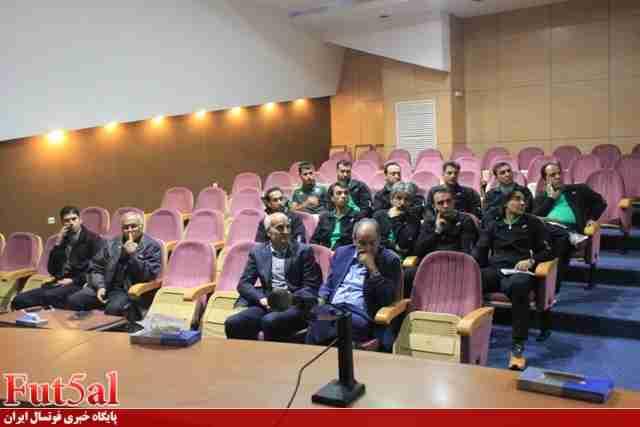 برگزاری نشست هم اندیشی مربیان سطح سه آسیا