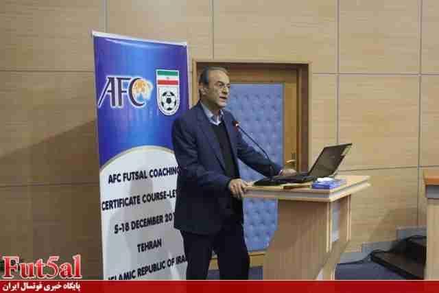 ترابیان :اردوی تیم ملی در سال آینده روزهای شنبه تا دوشنبه برگزار خواهد شد/ گیتی پسند علاقهمند به میزبانی جام جهانی نیست