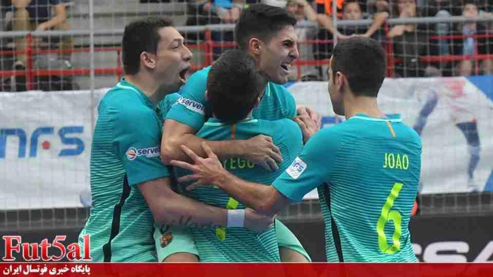 بارسلونا فاتح جدال کاتالونیا و مادرید