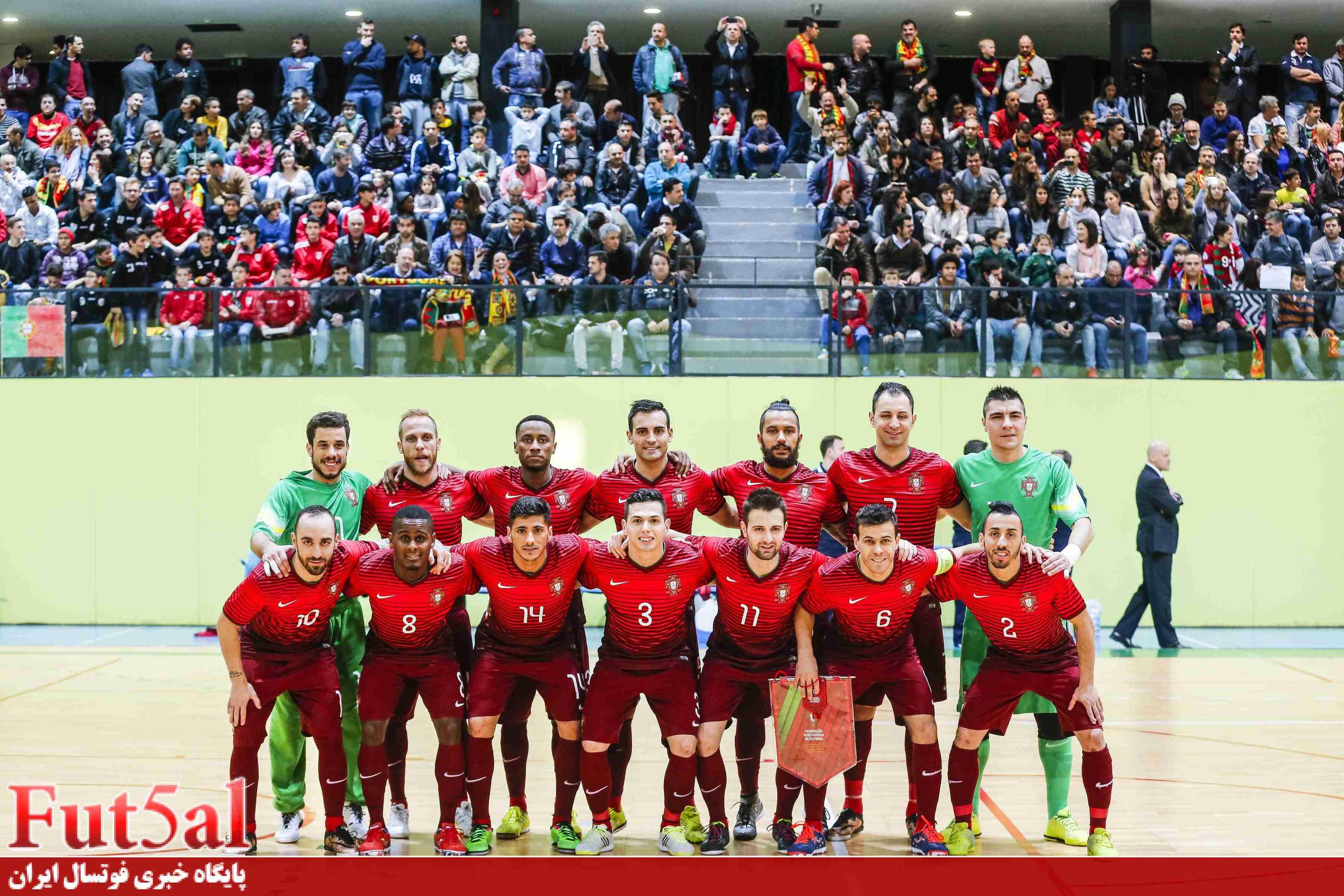 ۱۴ بازیکن به تیم ملی پرتغال دعوت شدند / حضور مجدد ریکاردینو در فهرست براز
