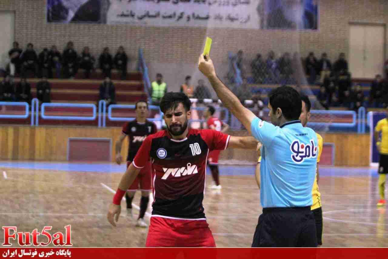 گزارش تصویری/ بازی تیم های یاسین پیشرو قم و ارژن شیراز