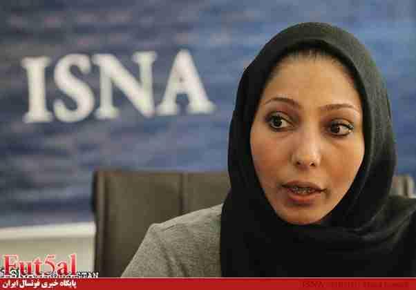 جدیدی زاده:از استعدادهای فوتسال بانوان خوزستان غافل شدهایم