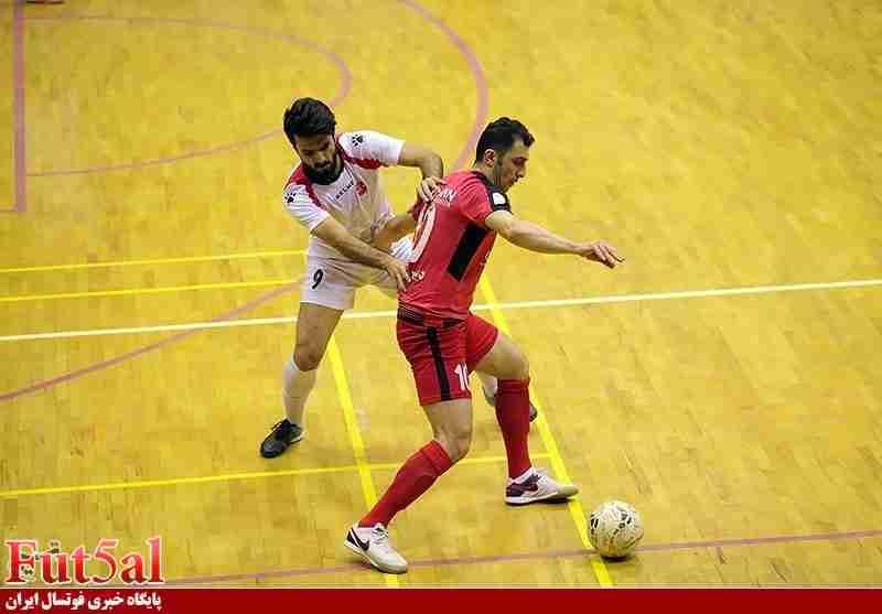 نصیرزاده: بازی های یاسین پیشرو باید تکرار شود/ دپارتمان نمی تواند نتیجه بازی فرش آرا-مس را مشخص کند