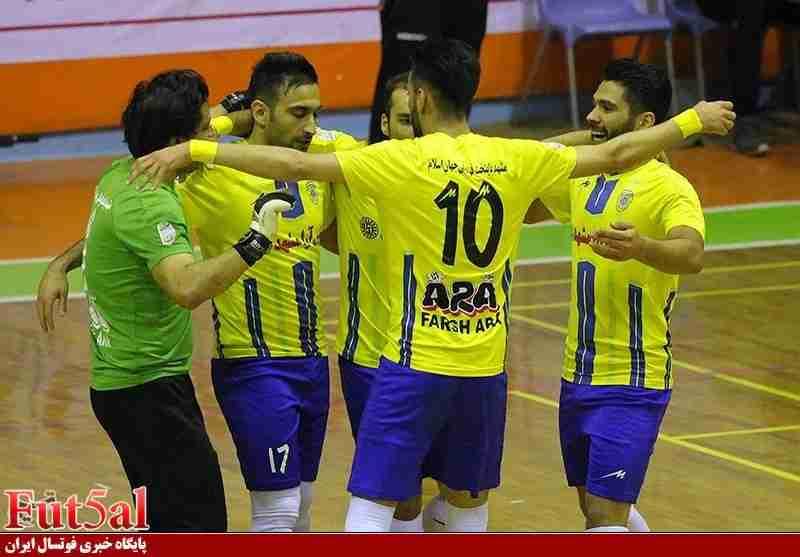 آغاز هفته نهم لیگ برتر با پیروزی فرشآرا/ شاگردان خبیری در کورس با مدعیان