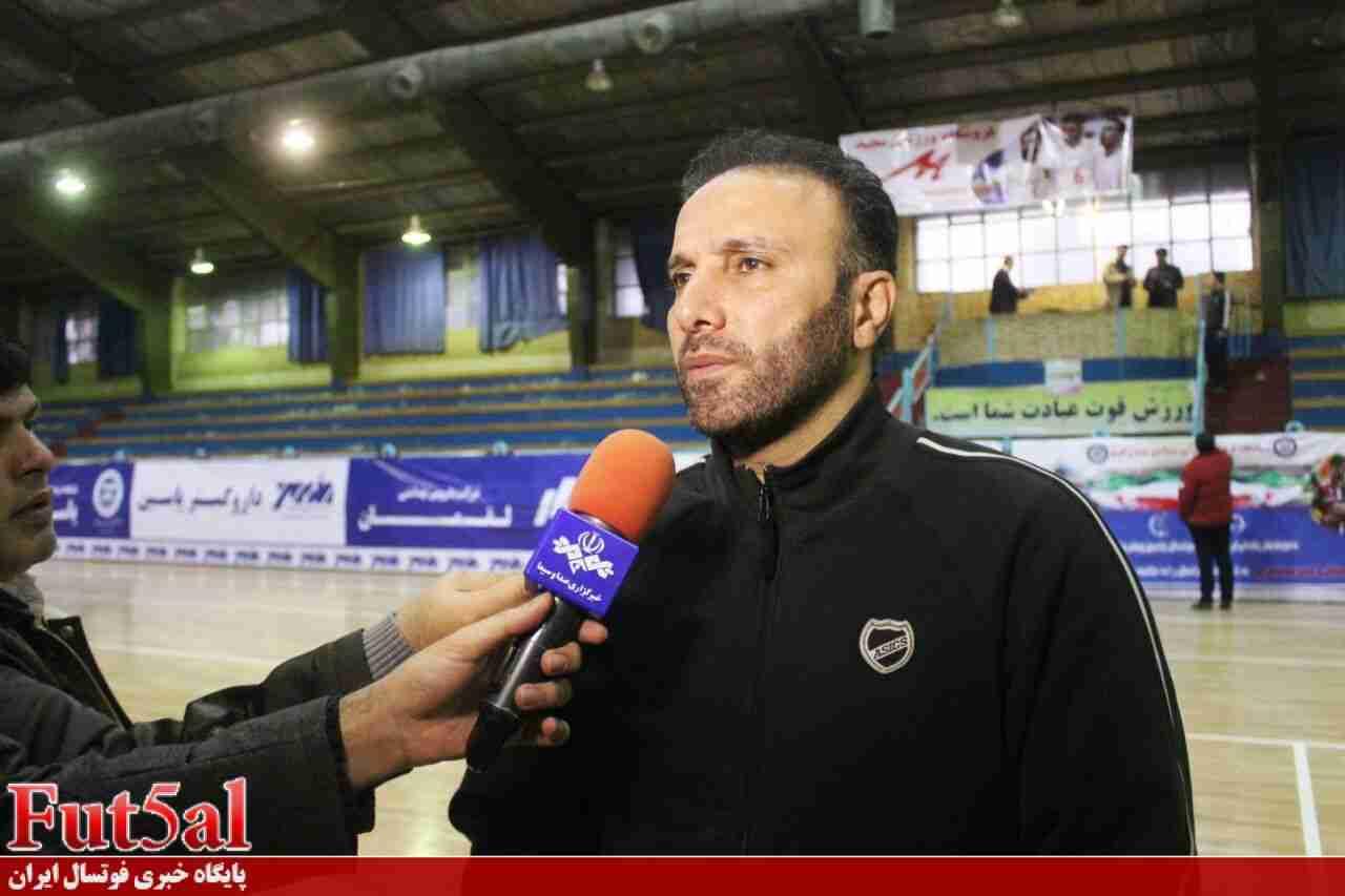 قرارداد حیدریان با تیم ملی فوتسال هفته آینده امضا میشود