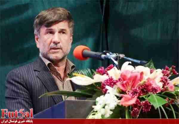 بهرامی:سلیمانی بازنشسته ،نباید درفوتسال باشد/دبیر کمیته فوتسال حق دخالت در مسائل داخلی استان را ندارد