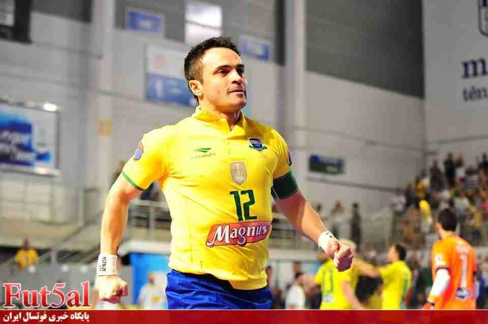 فالکائو برای آخرین بار به تیم ملی برزیل دعوت شد