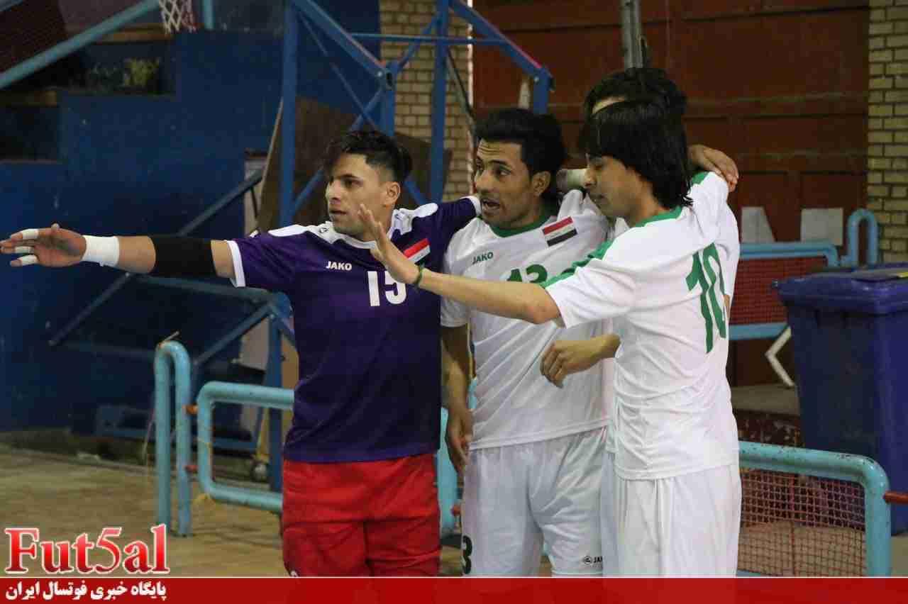 احتمال حضور تیم ملی فوتسال ایران در عراق