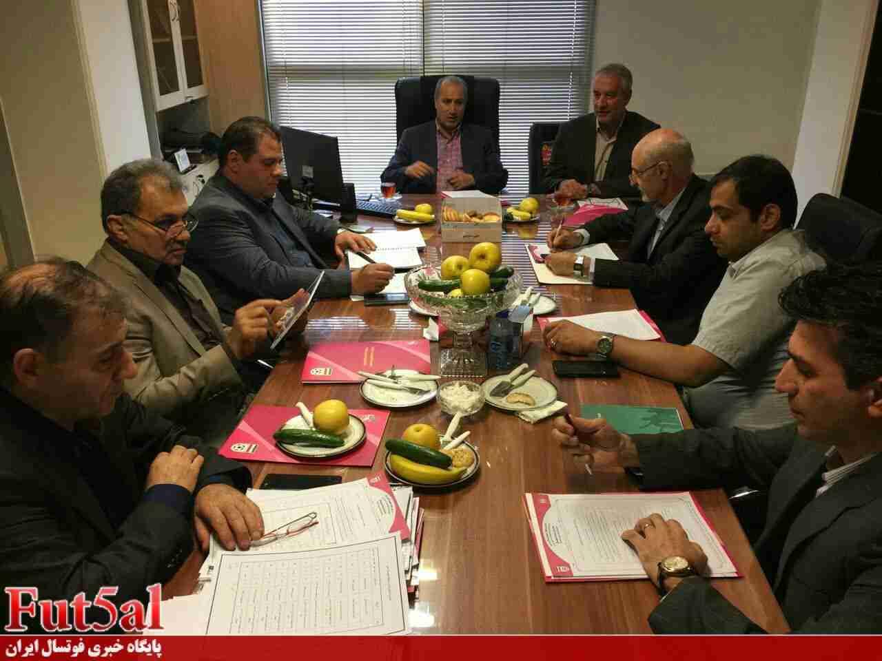 نشست سازمان لیگ برای هماهنگی بازی های تیم ملی و مس در آسیا