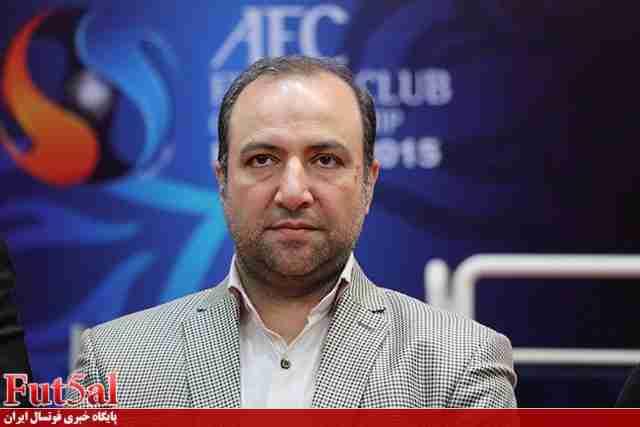 عراقی زاده:با قضاوت بازیکنان ما عصبانی شدند /امیدوارم تا فینال بازیها پیش برویم