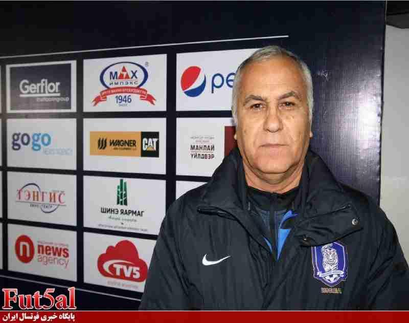 صالح : تیم ملی نیاز به یک مدیر فنی با تجربه دارد / ۱۰ سال است که فوتسال ایران هیچ بزرگتری بالای سرش نیست