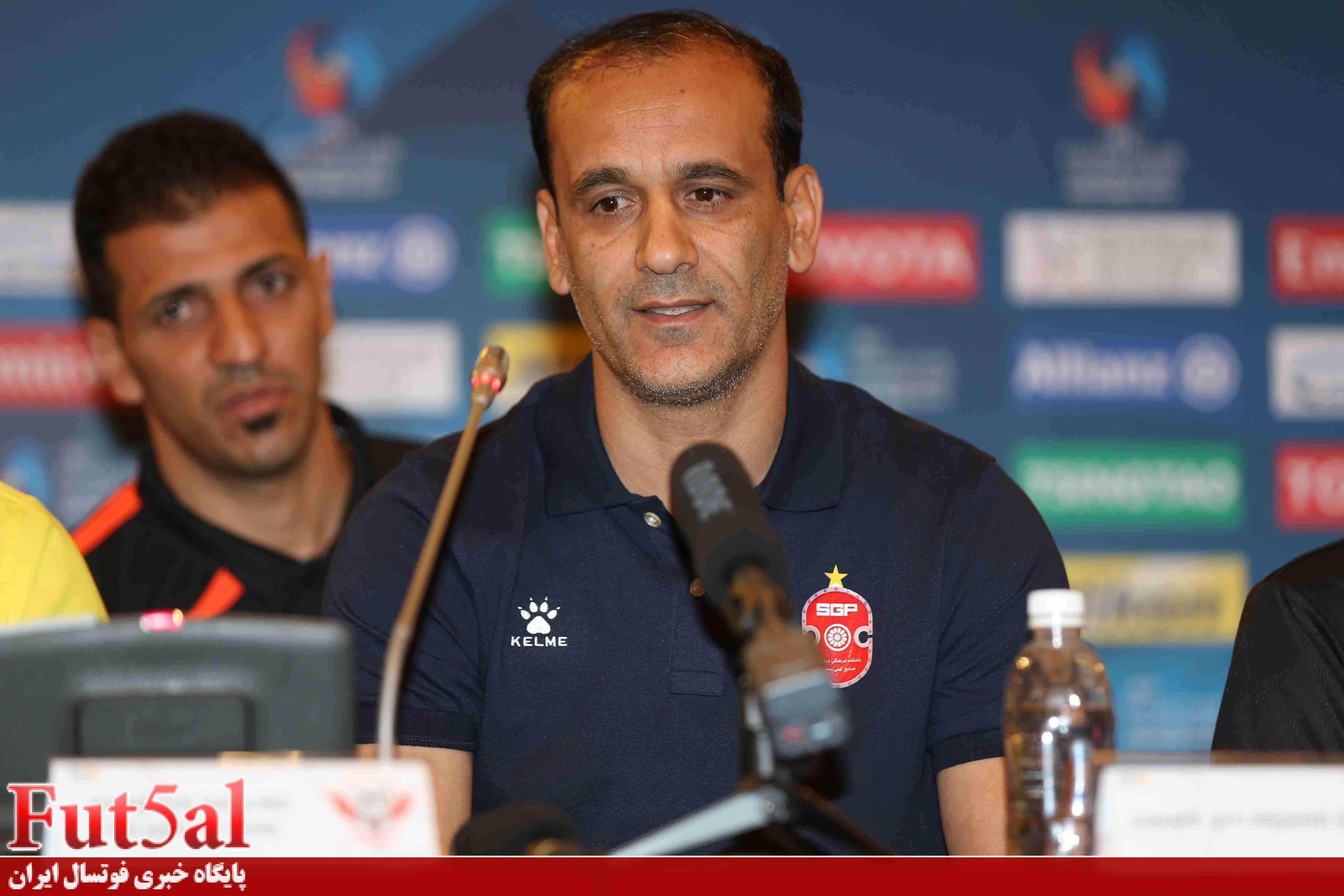 افضل :همه تیمهای اسیایی دوست دارند در تیمشان بازیکن ایرانی داشته باشند