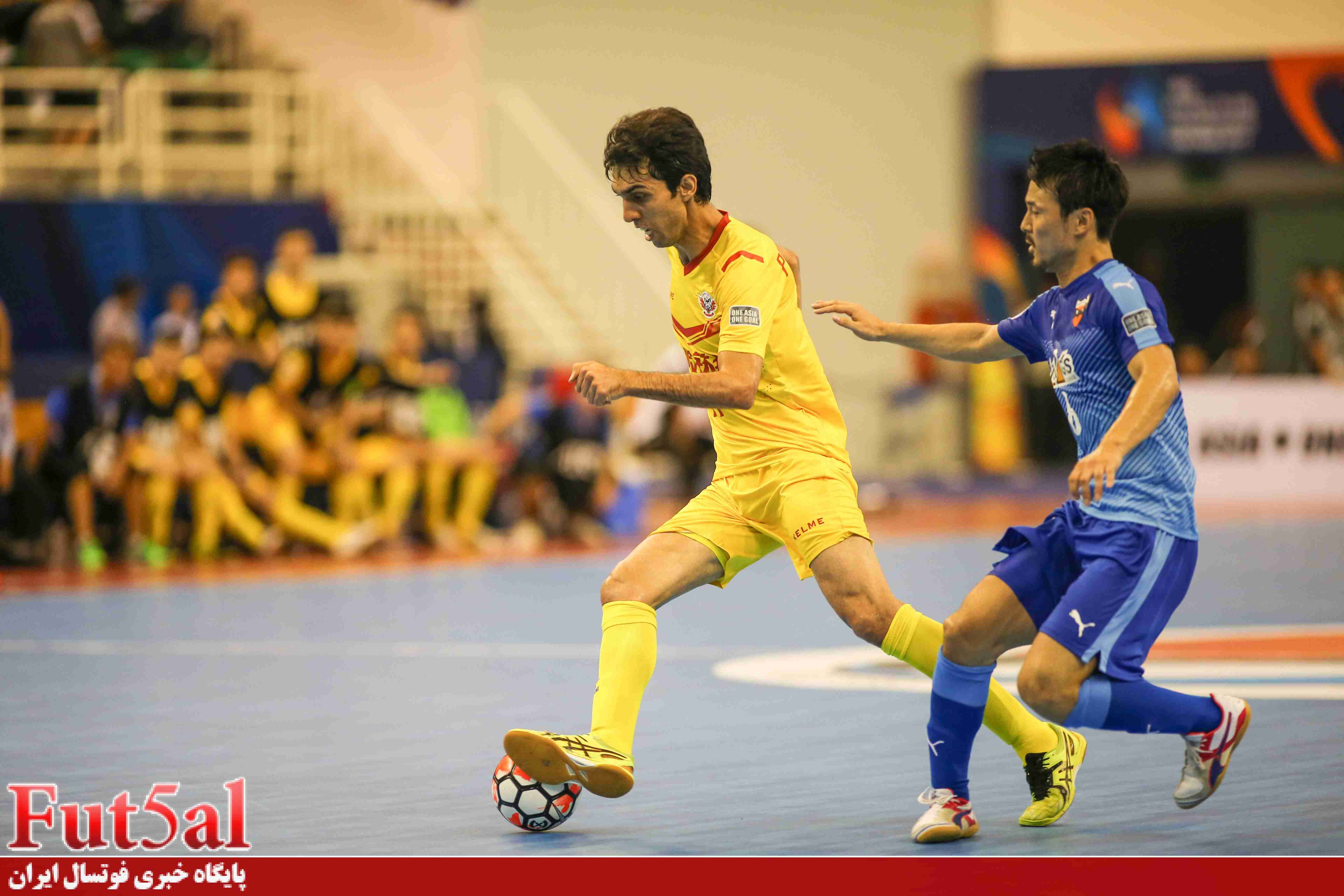پیروزی الشرطه در شب هت تریک بازیکن ایرانی